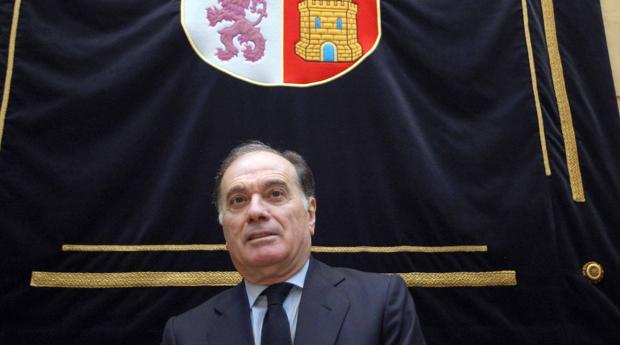 Tomás Villanueva, durante su etapa como consejero de Economía y Empleo