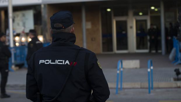 Policía Nacional en Mallorca