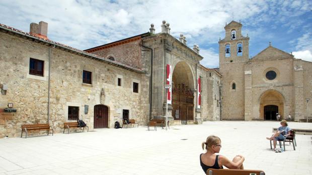 Monasterio de San Juan de Ortega, en Burgos