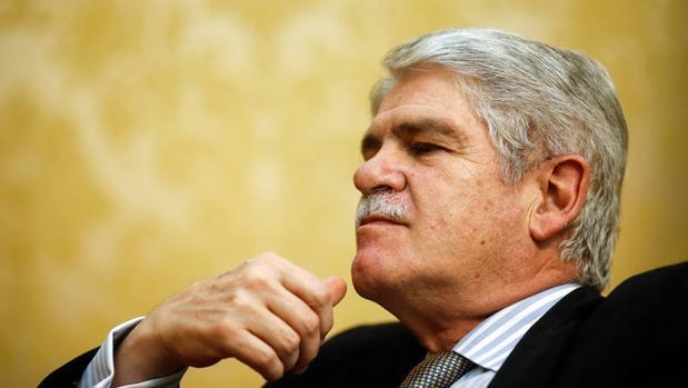 Alfonso Dastis, ministros de Asuntos Exteriores