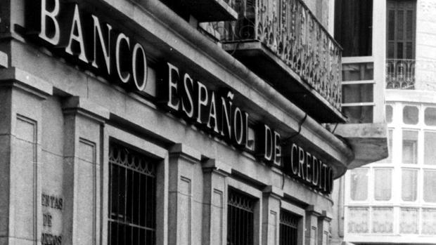 Cuando los bancos creaban en espa a una sucursal cada ocho for Sucursales banco de espana madrid