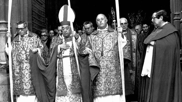 Un país con mucha fe: la inmensa mayoría, católicos y asiduos a misa