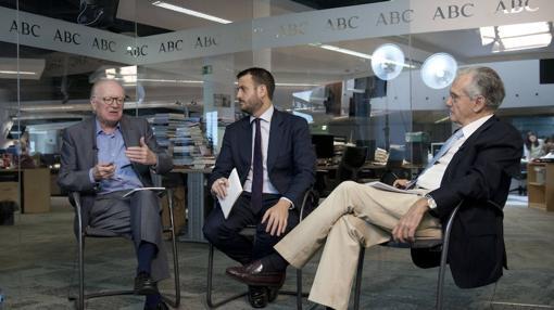 Arias-Salgado y Sartorius debaten sobre las elecciones de 1977 con la mediación de Juan Fernández-Miranda
