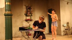 Anna Castillo interpreta a Lucía, una alocada joven que sueña con triunfar en una gran ciudad