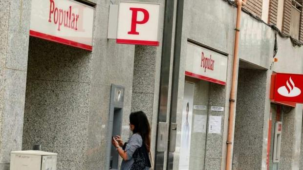 El banco popular manejaba el 40 del dinero del gobierno for Oficinas banco popular madrid
