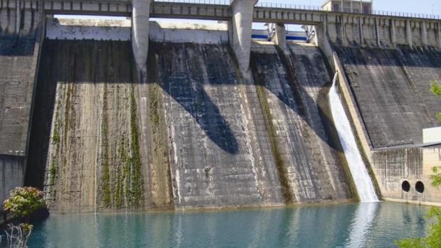 La Tranquera abastece a la ciudad de Calatayud y regula el riego en 23.000 hectáreas del valle del Jalón