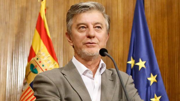 Pedro Santisteve, de la coalición ZEC (Podemos-IU)