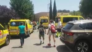 Ola de calor: desalojan a los alumnos de un instituto y los llevan al Tanatorio de Valdemoro