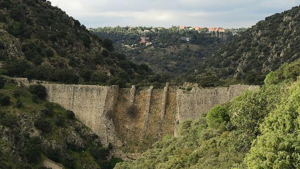 Presa del Gasco, en trámites para ser declarada BIC