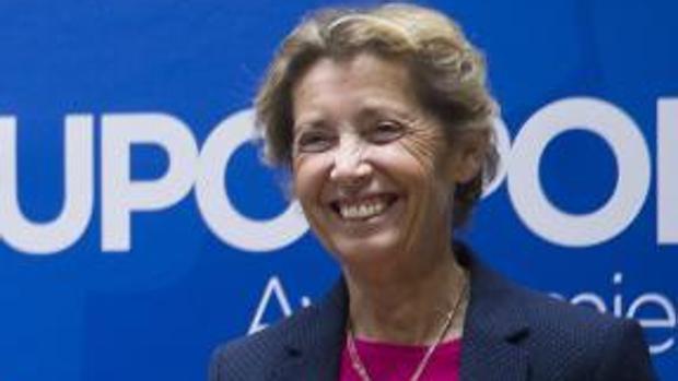 Alicia Delibes, aún concejal del Ayuntamiento de Madrid por el PP