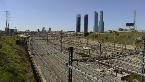 Vista general de la zona donde se realizará la actuación urbanística