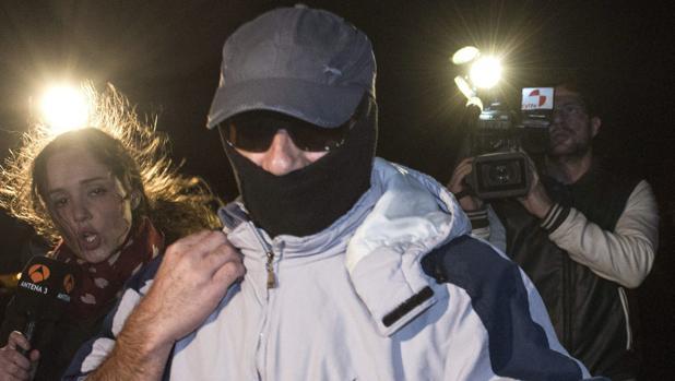 Pedro Luis Gallego, conocido como «el violador del ascensor», en una imagen de archivo