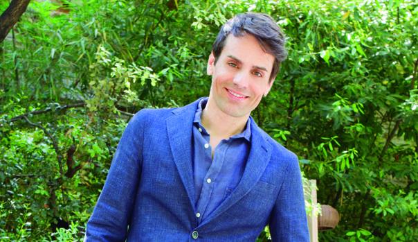El experto en gastronomía y hostelería Gustavo Egusquiza