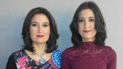 Las hermanas e historiadoras guadalajareñas Laura y María Lara