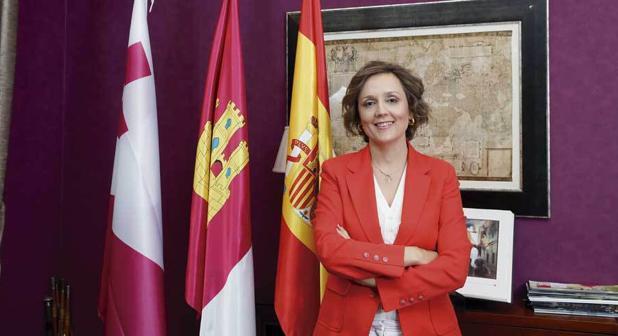 Soledad De Frutos, alcaldesa de La Puebla