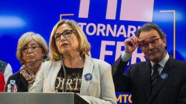 Ortega, el día en que se conoció la sentencia del TSJC