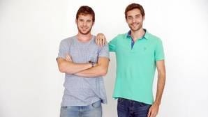 Gonzalo Ortega y Carlos Montesinos, fundadores de la empresa