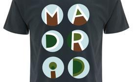 Carmena diseña camisetas para promocionar los 21 distritos de Madrid