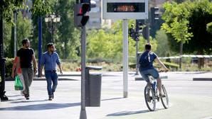 Este lunes 19 de junio continúa cortado al tráfico el centro de Valladolid