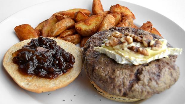 New York Burguer: Nuevos productos con sabor a humo