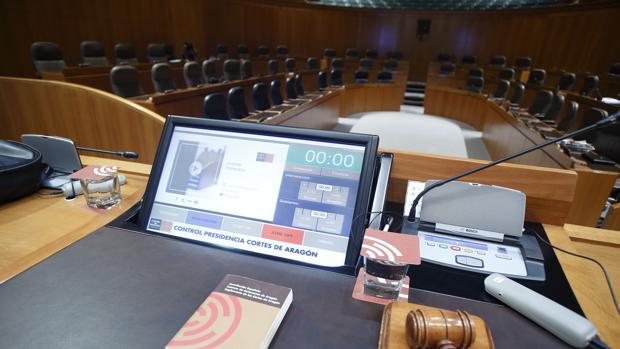 El Gobierno aragonés acaba de aprobar el proyecto de Ley de Identidad de Género, que ahora será tramitado en las Cortes de Aragón (en la imagen)