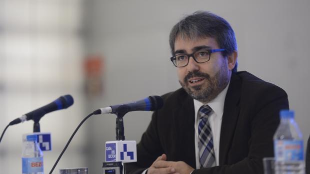 Jesús García Calero, en una imagen de archivo