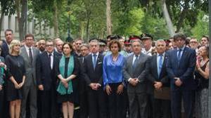 Las asociaciones: «Puigdemont humilla a las víctimas del terrorismo»