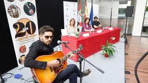 Siloé, uno de los grupos que actuará en la próxima edición del Sonorama, durante la presentación de este martes