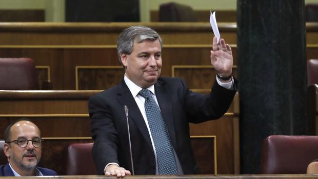 El diputado del PDeCAT Jordi Xuclá