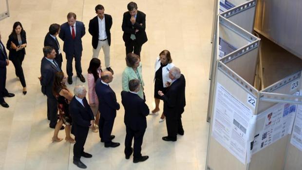 Congreso sobre enfermedades degenerativas celebrado recientemente en Alicante