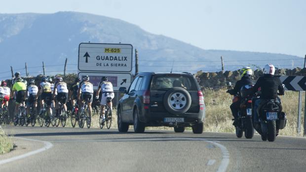 Alerta entre los ciclistas: «Llevo 30 años en la carretera y es ahora cuando siento miedo»