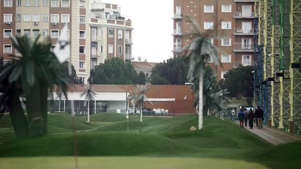 Las instalaciones de golf del Canal serán derribadas