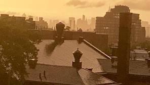 Tormenta sobre Manhattan