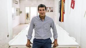Imagen de García durante una entrevista concedida a ABC