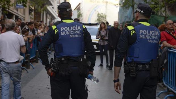 Policia municipal gay