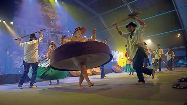 Danza del Sorondongo