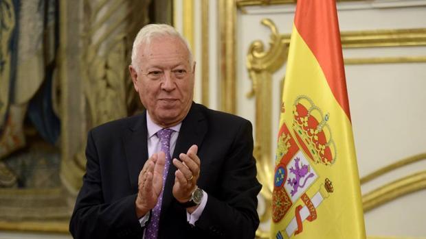 Margallo, exministro de Exteriores de España