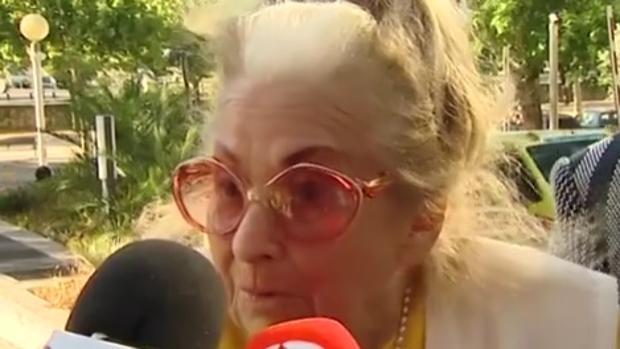 María Díaz Urosa, la mujer estafada