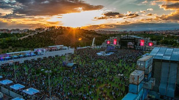 Conciertos mad cool foo fighters green day y kings of for Eventos madrid mayo 2017