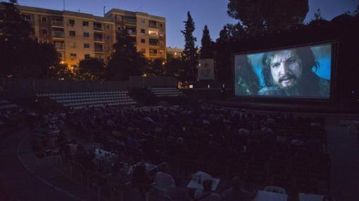 Cine de verano en el Parque de El Calero