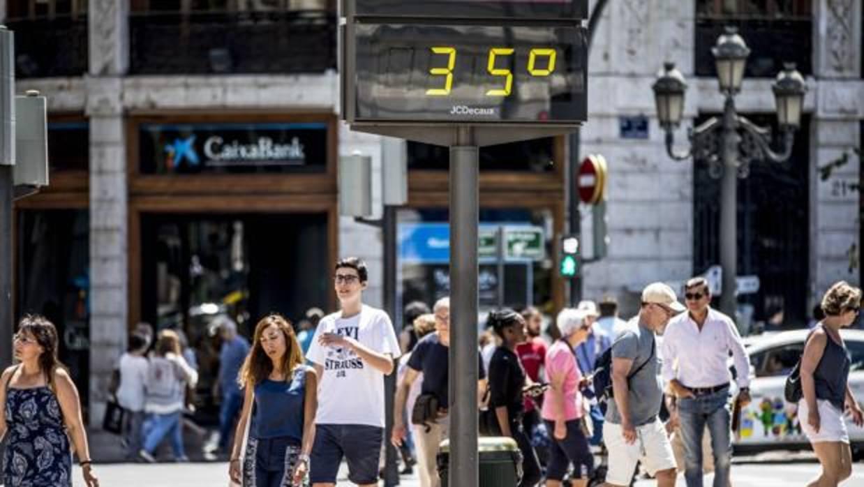 El tiempo en valencia fuerte ascenso de las temperaturas - El tiempo en catarroja valencia ...