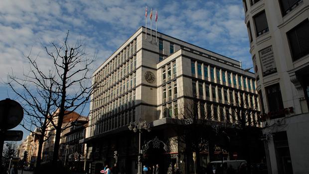 Exterior del Ayuntamiento de León