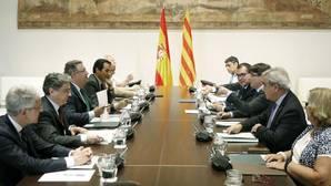Reunión de la Junta de Seguridad de Cataluña