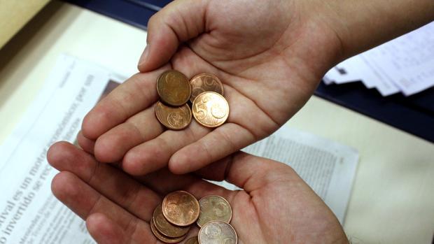 El club espera reunir 87.000 monedas de cinco céntimos, superando el actual registro, establecido en 86.150