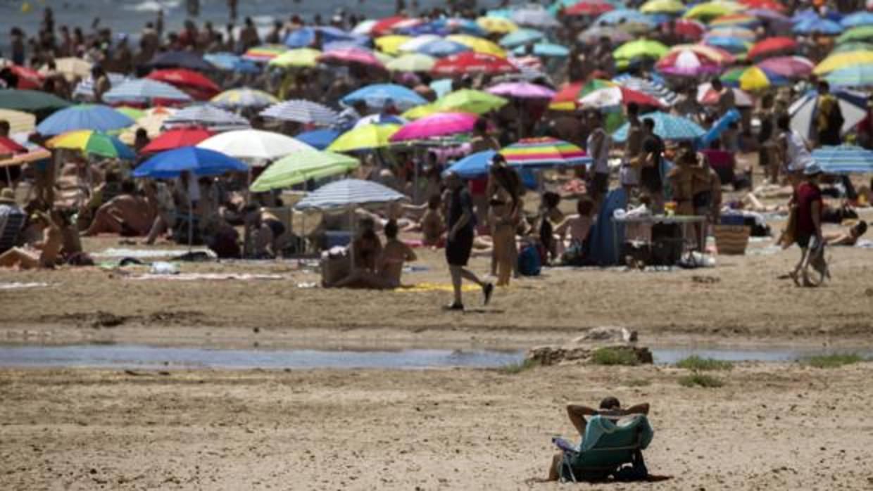 El tiempo hoy calor en valencia y chubascos que pueden - El tiempo torreblanca castellon ...