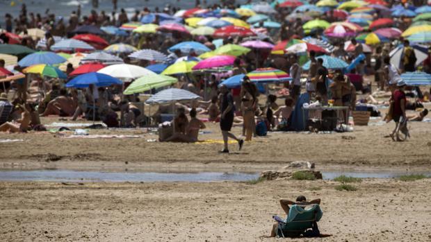 El tiempo hoy calor en valencia y chubascos que pueden - El tiempo en torreblanca castellon ...