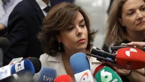 Sáenz de Santamaría, vicepresidenta del Gobierno