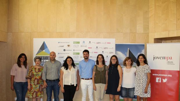 Imagen de la la presentación de la II Jornada Start Up Teulada Moraira