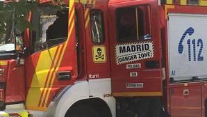 Madrid «Danger Zone»: los bomberos se quejan de la falta de efectivos