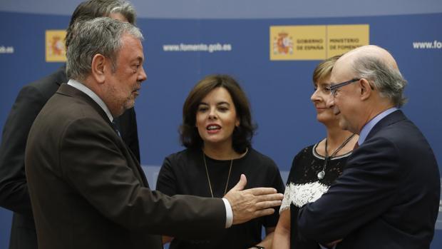Hemeroteca: Acuerdo entre el Gobierno estatal y el vasco para renovar la Ley Quinquenal   Autor del artículo: Finanzas.com
